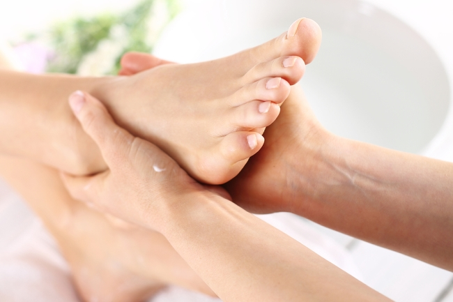Foot Pain Fibromyalgia