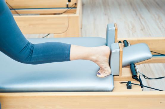 Feet, Pilates Exercise