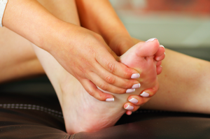 Foot Massage for foot pain