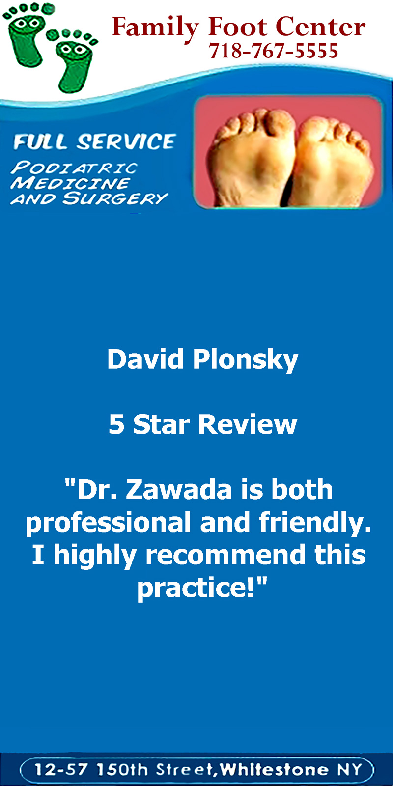 David Plonsky Review