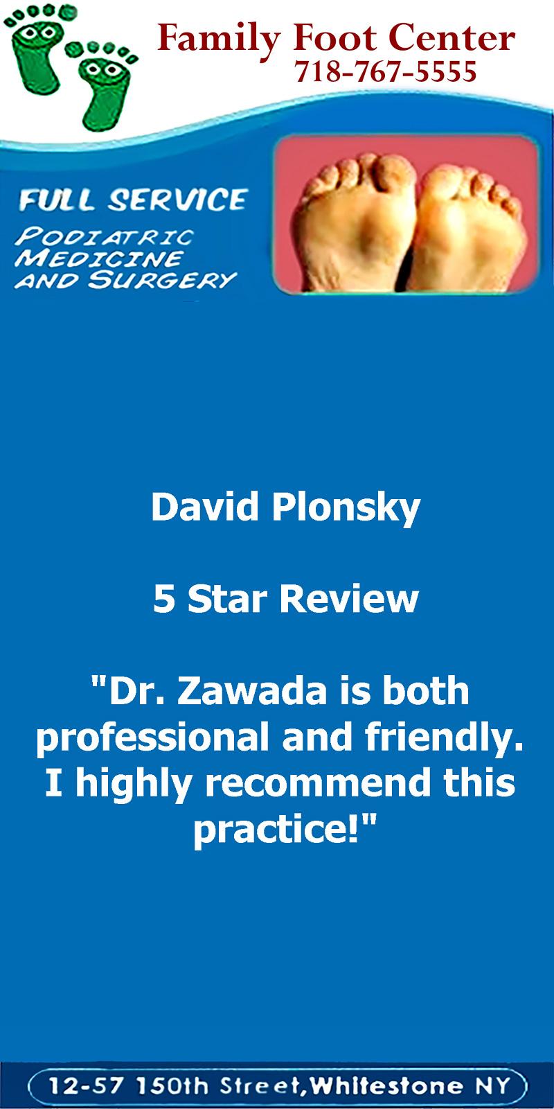 David Plonsky Review