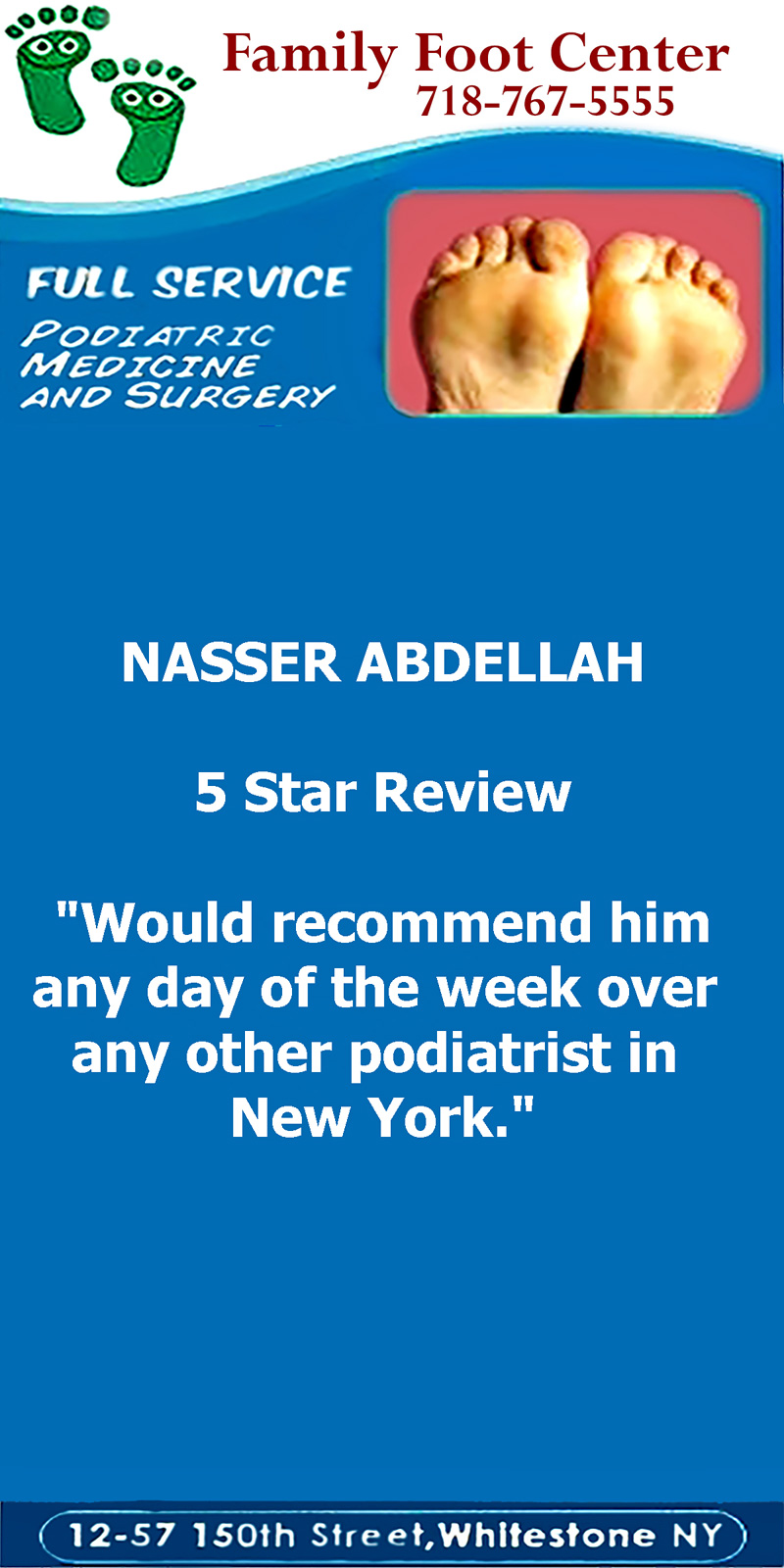 Nasser Abdellah Review